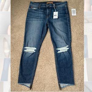 NEVER WORN Joe's Jeans Japanese denim